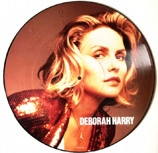 "Deborah Harry - I Want That Man (12"") (Picture Disc) (VG-/NM)"